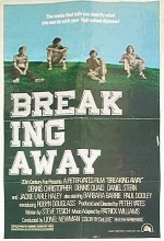 Breaking Away (1979) afişi