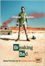 Breaking Bad (2008) afişi