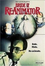 Bride Of Re-animator (1990) afişi
