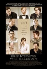 Brief Interviews With Hideous Men (2009) afişi