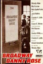 Broadway Yıldızı (1984) afişi
