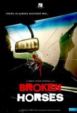 Broken Horses (2015) afişi