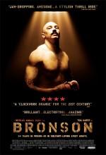 Bronson (2008) afişi