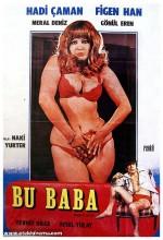 Bu Baba Başka Baba (1975) afişi
