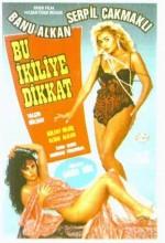 Bu İkiliye Dikkat (1985) afişi