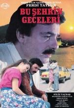 Bu Şehrin Geceleri (1989) afişi