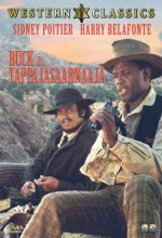 Buck And The Preacher (1972) afişi