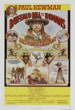 Buffalo Bill and the Indians, or Sitting Bull's History Lesson (1976) afişi