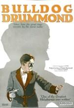 Bulldog Drummond (1922) afişi