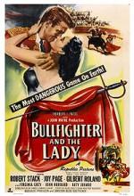 Bullfighter And The Lady (1951) afişi