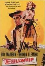 Bullwhip (1958) afişi