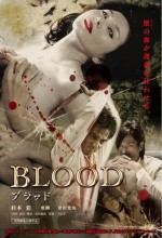 Blood (2009) afişi