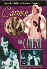 Burlesque On Carmen (1915) afişi