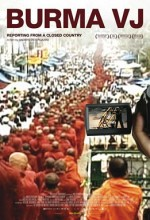 Burma Vj (2008) afişi