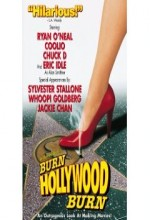 Burn Hollywood Burn (1997) afişi