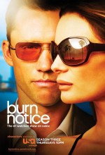 Burn Notice (2012) afişi