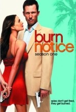 Burn Notice (2007) afişi