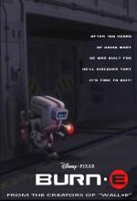 Burn-E (2008) afişi