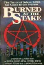 Burned At The Stake (1981) afişi