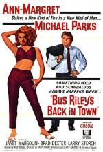 Bus Riley'in şehire Dönüşü (1965) afişi