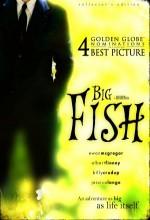 Büyük Balık (2003) afişi