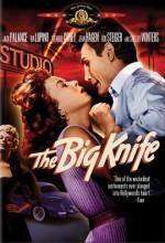 Büyük Bıçak (1955) afişi