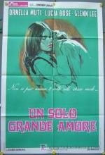 Büyük Bir Aşk (1972) afişi