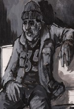 Byük Yaşlı Kız (1935) afişi