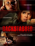 Backstabbed (2016) afişi