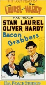 Bacon Grabbers (1929) afişi