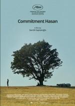 Bağlılık Hasan (2021) afişi