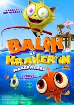 Balık İle Kraker'in Maceraları (2013) afişi