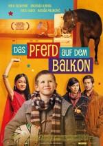 Balkondaki At (2012) afişi