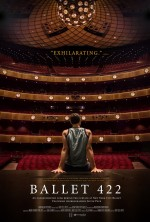 Ballet 422 (2014) afişi