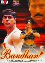 Bandhan (1998) afişi