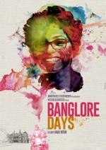 Bangalore Days (2014) afişi