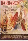 Barbaros Hayrettin Paşa (1951) afişi