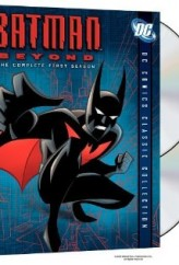 Batman Beyond Sezon 1 (1999) afişi