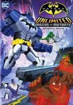 Batman Unlimited: Mech vs. Mutants (2016) afişi