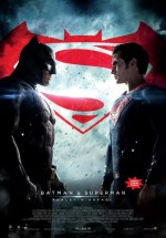 Batman v Superman: Adaletin Şafağı (2016) afişi