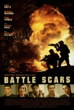 Battle Scars (2015) afişi