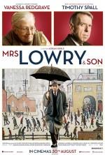 Bayan Lowry Ve Oğlu (2019) afişi