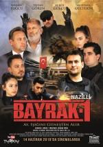 Bayrak-1 (2019) afişi