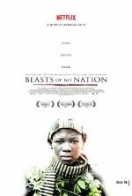 Beasts of No Nation (2015) afişi