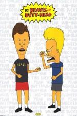 Beavis and Butt-head (1993) afişi