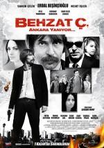 Behzat Ç. Ankara Yanıyor (2013) afişi