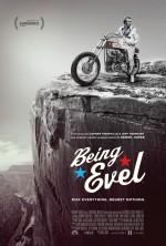 Being Evel (2015) afişi