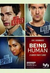 Being Human(l) (2010) afişi