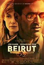Beirut (2018) afişi