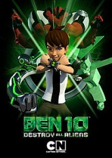 Ben 10: Destroy All Aliens Afişi